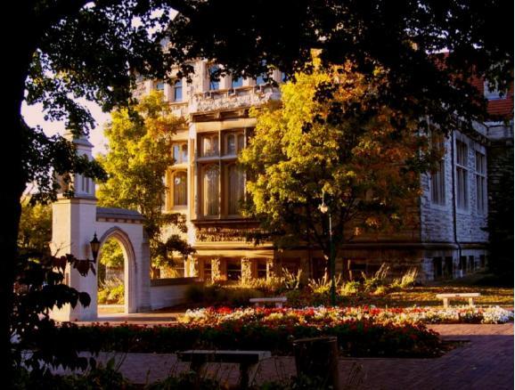 Indianos universiteto biblioteka