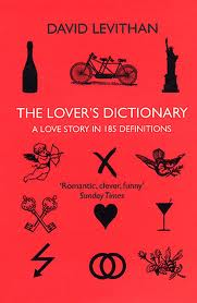 lover's dictionary