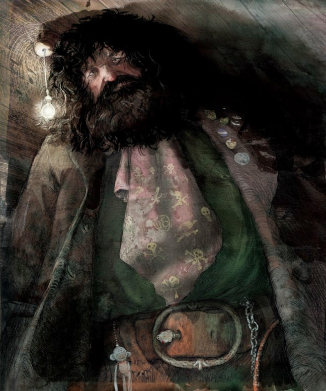 Jim_Kay_Rubeus_Hagrid_Illustration