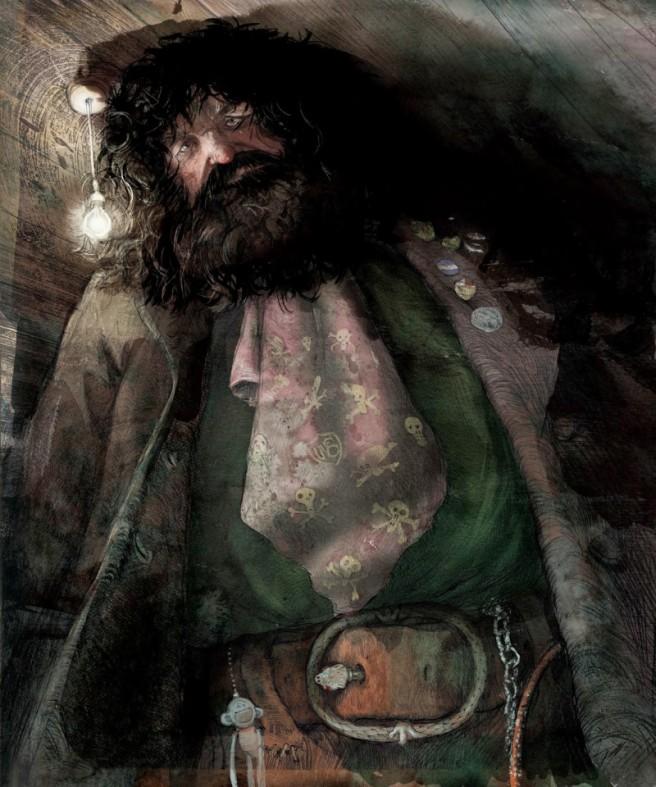 Jim_Kay_Rubeus_Hagrid_Illustration